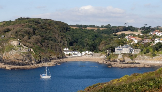Seaweed Cottage Fowey Cornwall Prestige Holiday Cottages